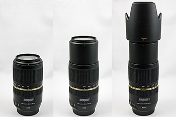 Tamron SP 70-300 mm F4-5.6 Di VC USD